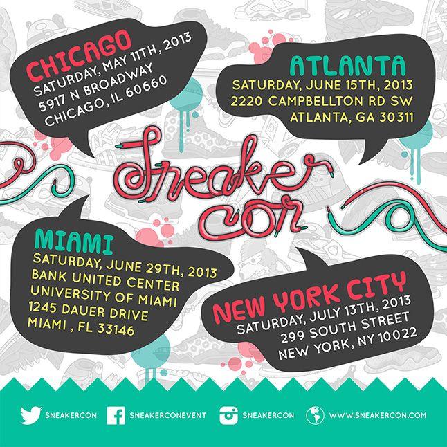 Sneaker Con Summer 2013 1