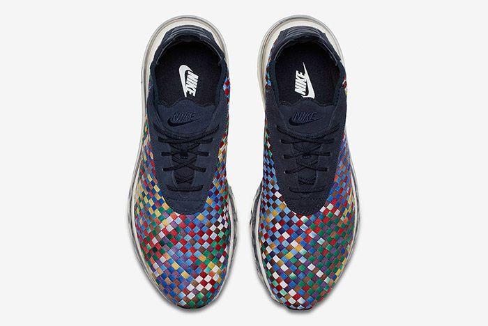Nike Air Max Woven Boot Multicolour 3