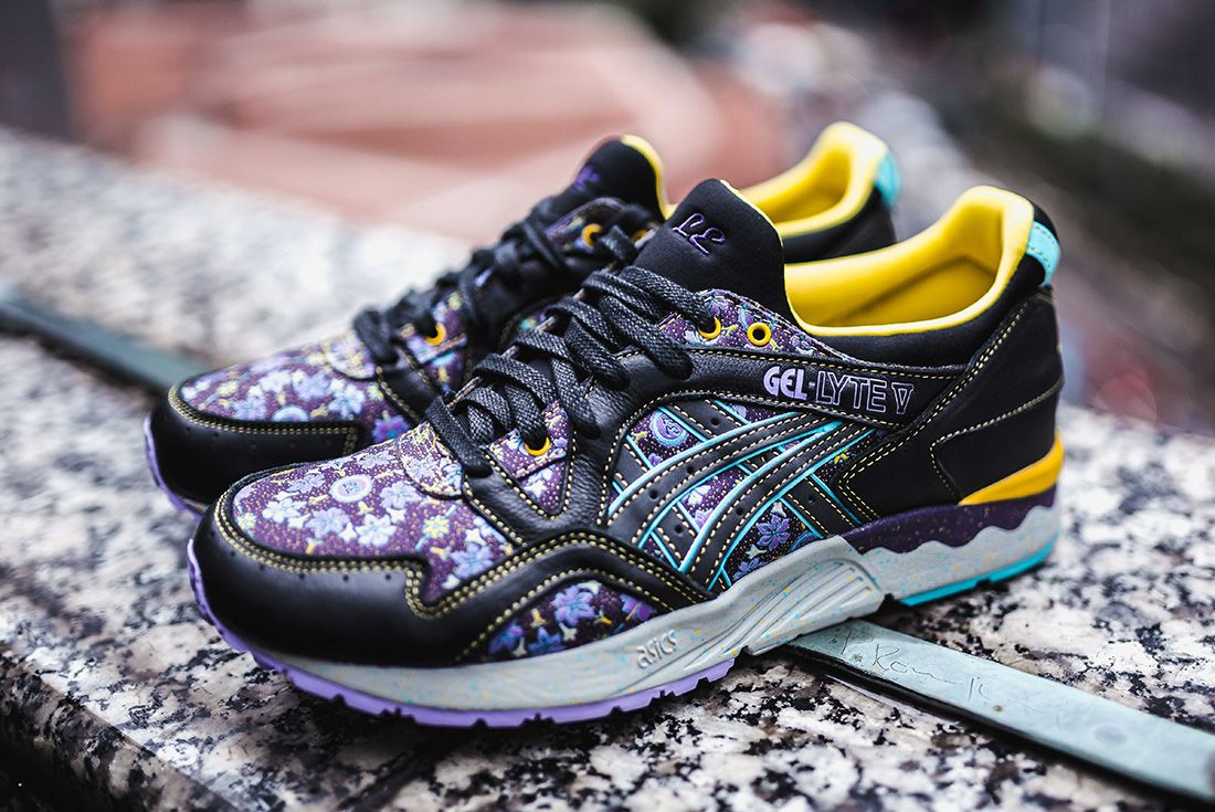 Limited Edt X Asics Gel Lyte Pack 5