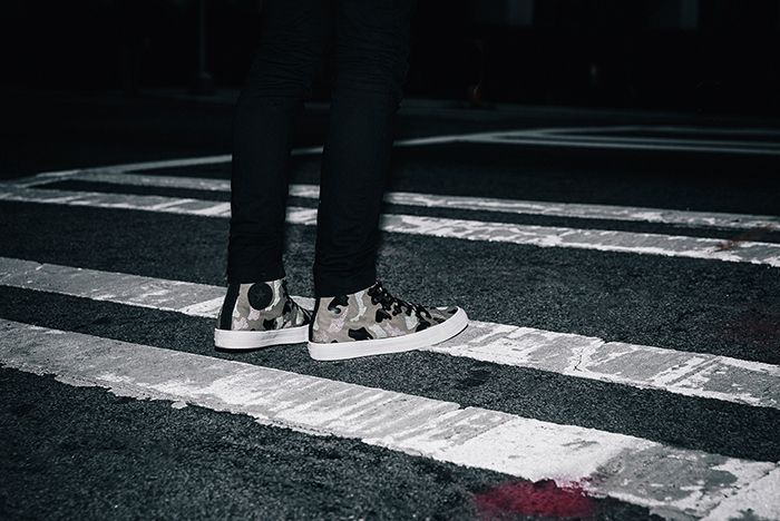 Converse Chuck Taylor All Star Ii Reflective Print Collection