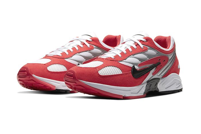 Nike Air Ghost Racer Track Red At5410 601 Release Date Pair