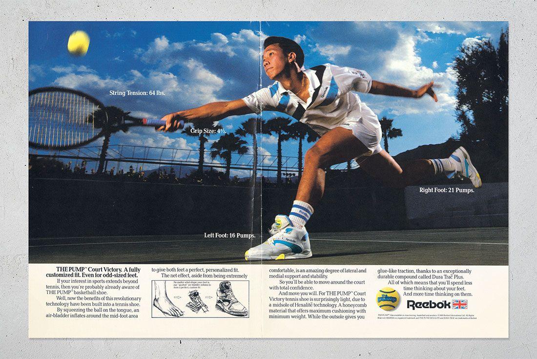 SOLED OUT Sneaker Freaker Book Reebok Michael Chang