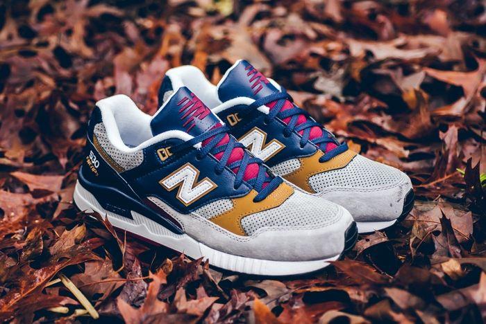 Nb530 Navy Grey Gold Sneaker Politics Bump 1