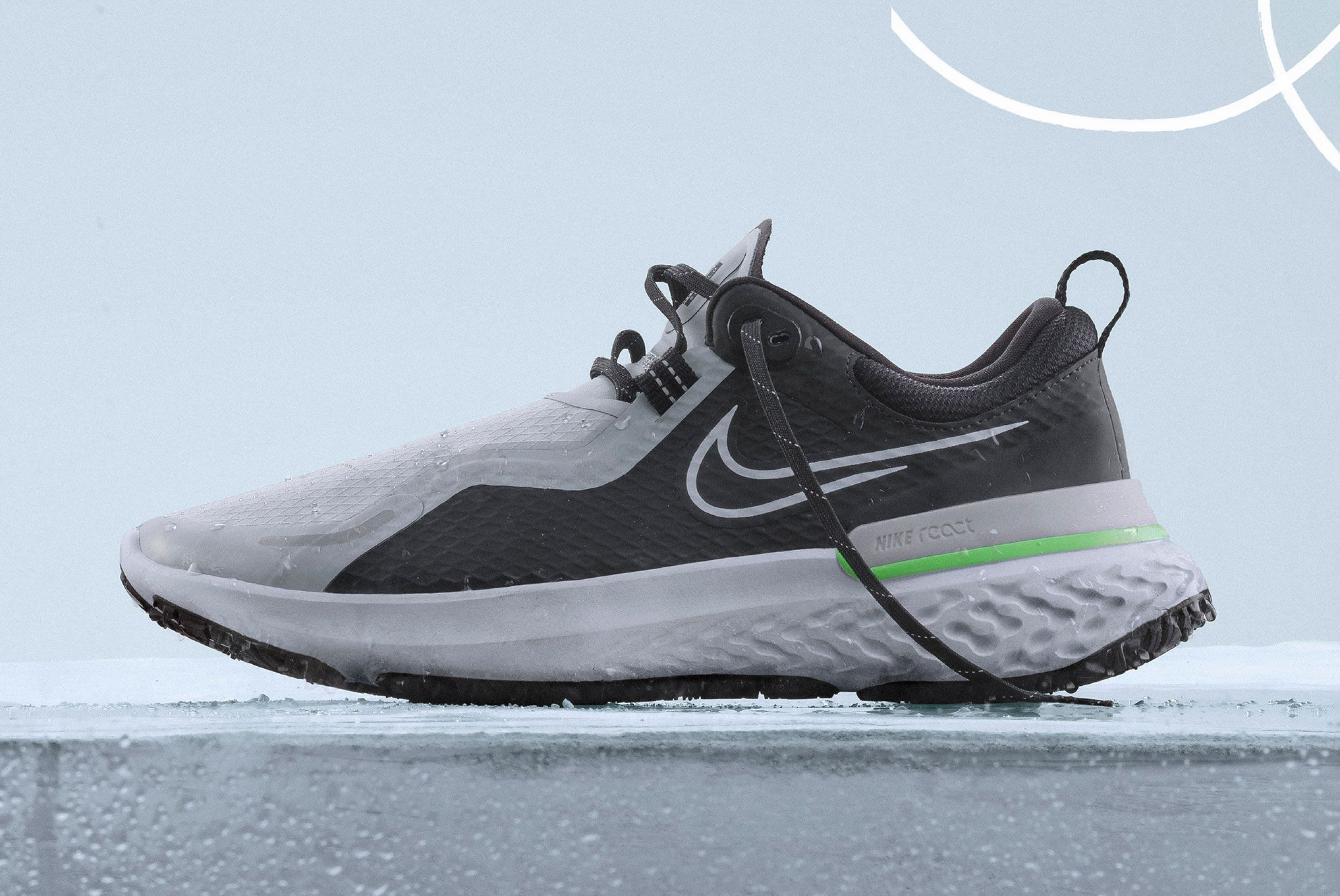 Nike React Miler Shield