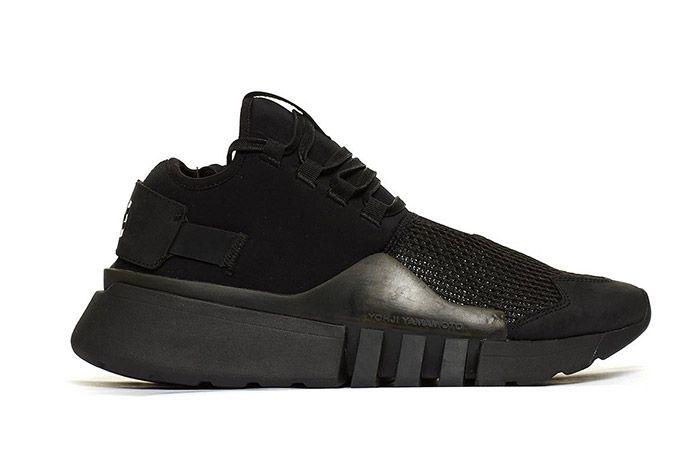 Adidas Y 3 Yohji Yamamoto Ayero Black