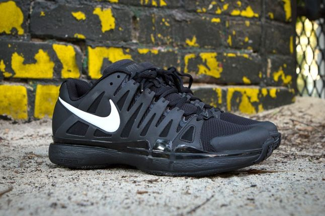 Nike Air Zoom Vapor 9 Le Black 3M 2