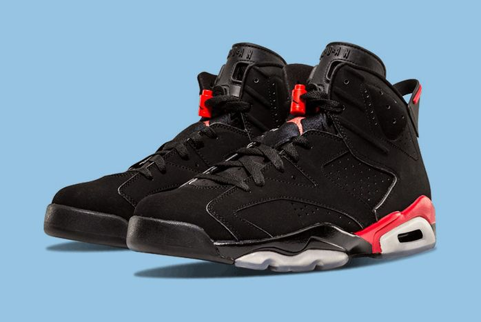 Rare Air Jordan 6 Infrared 02 960X640