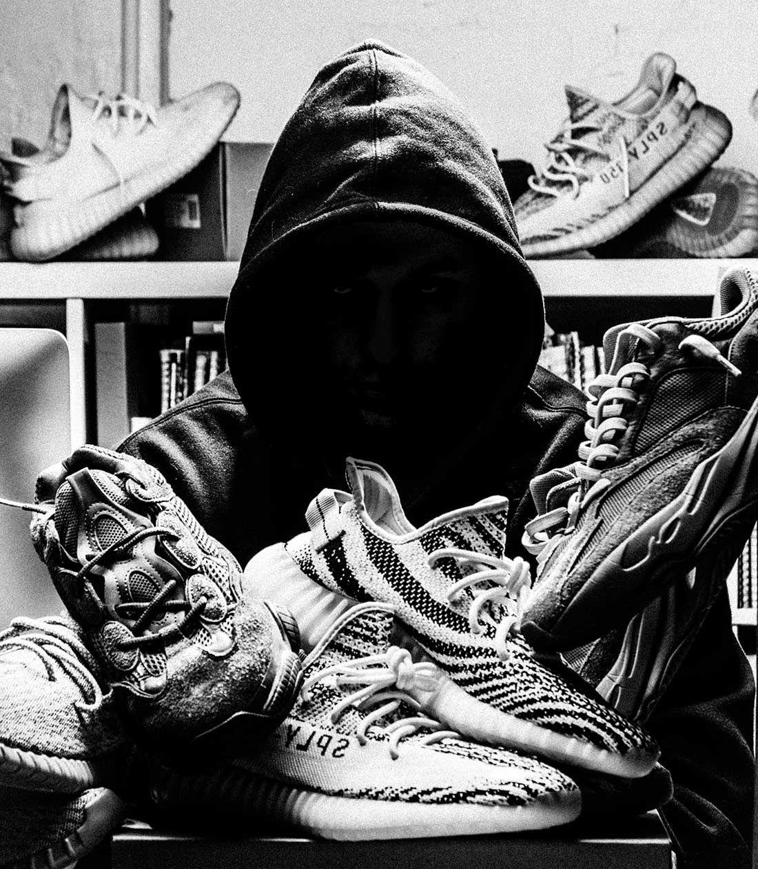 Yeezy Mafia Interview Hooded Figure