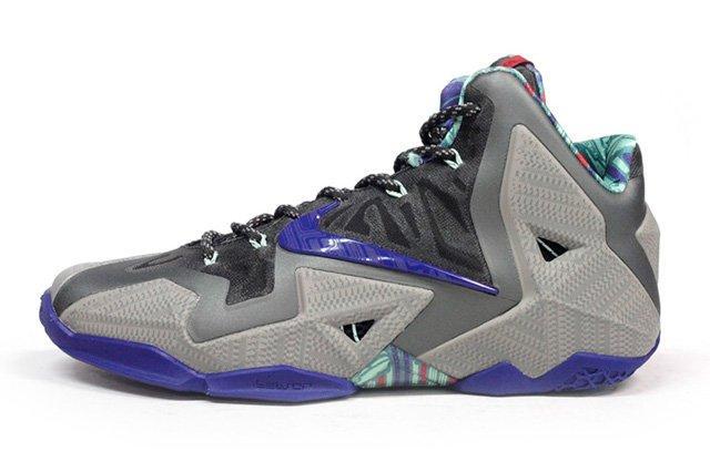 Nike Lebron 11 Terracotta Warrior 1