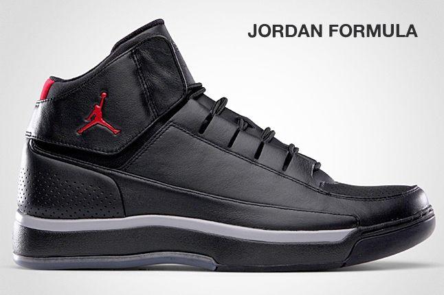Jordan Formula Black 1