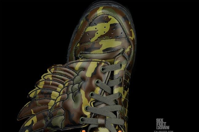 Adidas Jeremy Scott Camo Wings 2 1