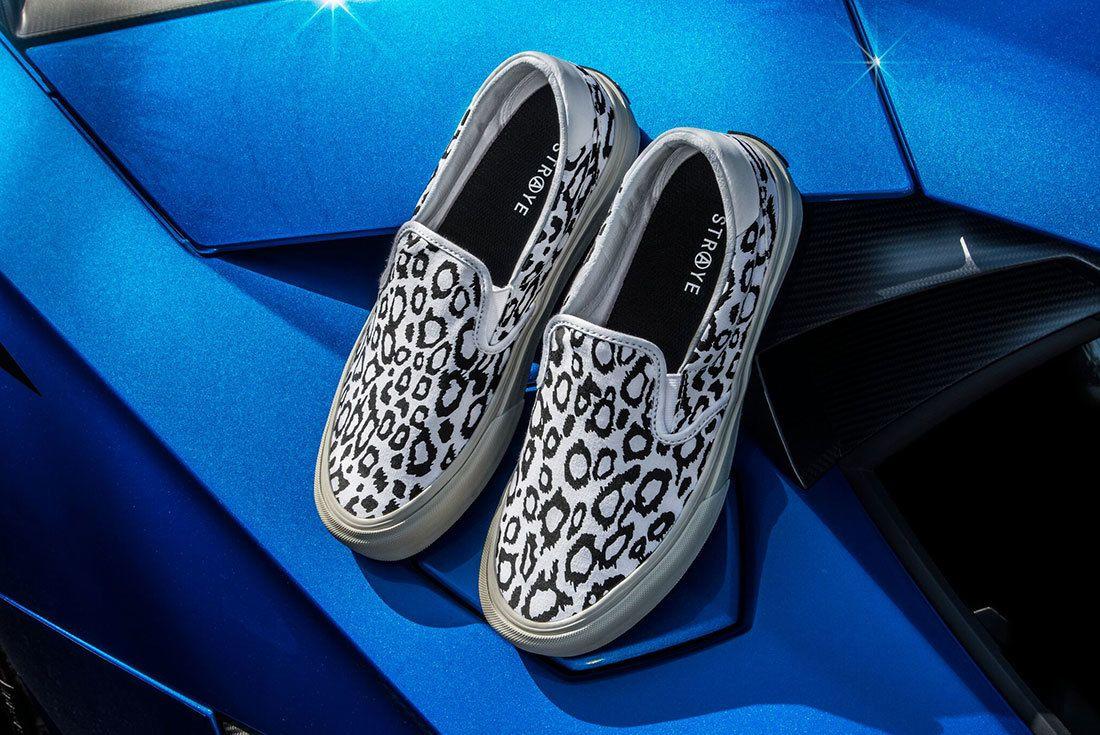 Ben Baller Straye Cheetah Sneaker Freaker