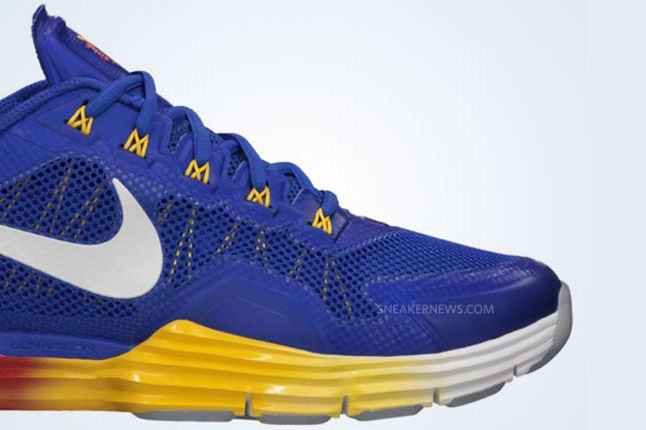 Manny Pacquiao Nike Lunar Tr1 Toe 1