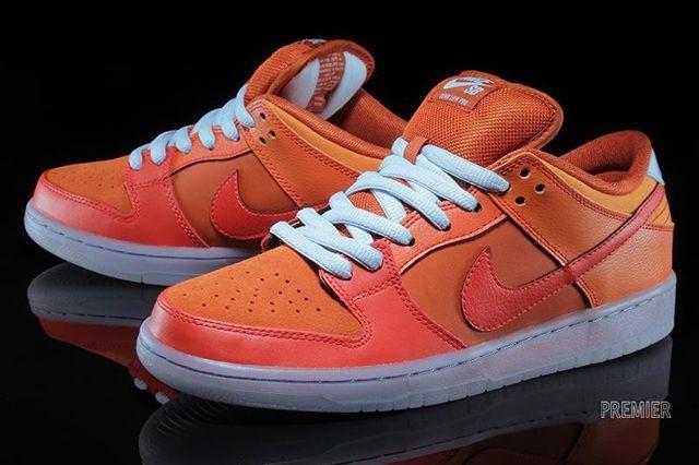 Nike Sb Dunk Low Pro Gamma Orange 3