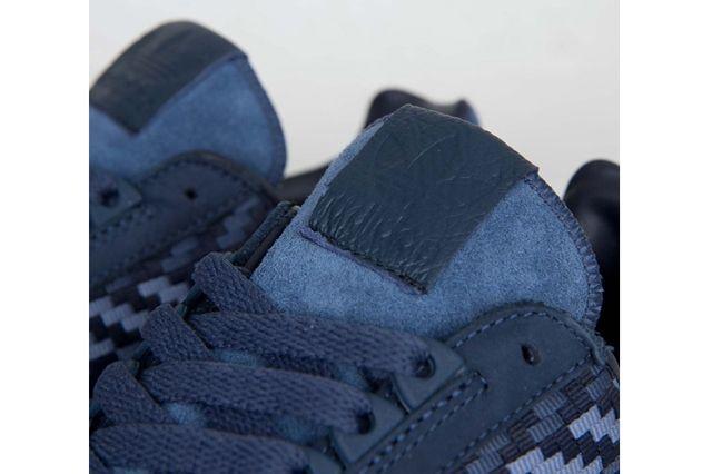 Adidas Zx 500 Decon Woven Blue 4