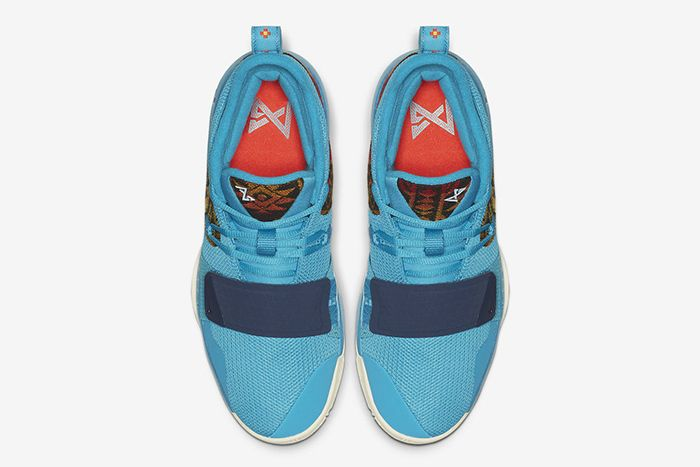 Pendleton Nike Pg 2 5 3