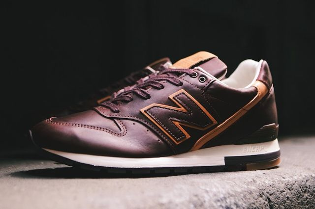Nb 996 Horween Deep Burgundy 2