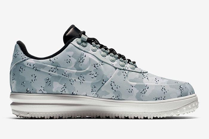 Nike Lunar Force 1 Low Duckboot 6 Sneaker Freaker