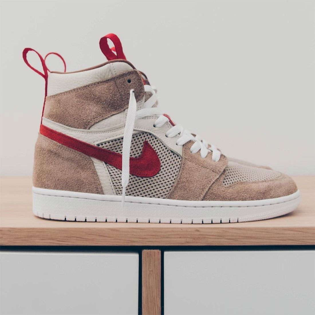 Chase Shiel X Fiammastudios Tom Sachs Nike Mars Yard Shoe Air Jordan 1 Sneaker Freaker 2