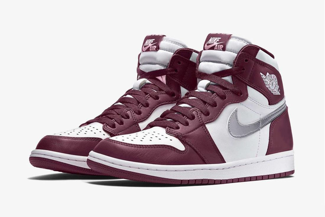 Air Jordan 1 Bordeaux