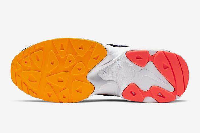 Nike Air Max2 Light Multi Stitch Ck0739 001 Sole Shot