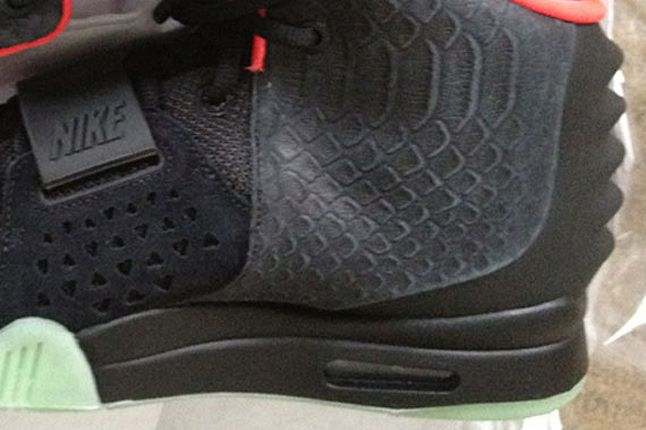 Nike Air Yeezy 2 Up Close Look 07 1