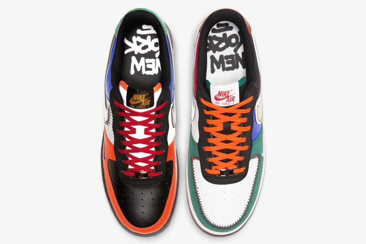 Nike Air Force 1 What The NY Top