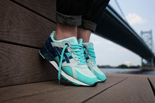 Ubqi Asics Gel Lyte Speed Cool Breeze 4