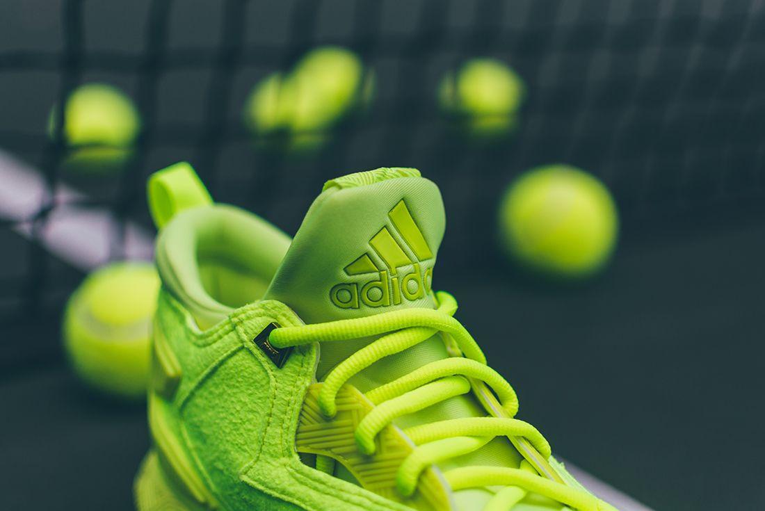 Adidas D Lillard 2 Tennis Ball7