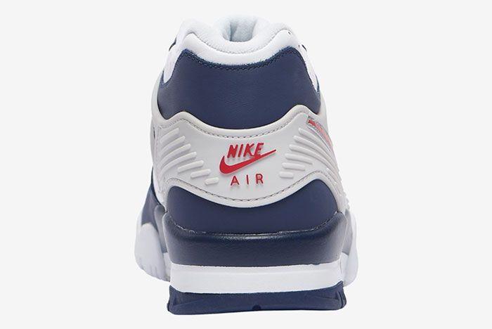 Nike Air Trainer 3 Cn0923 400 Heel Shot