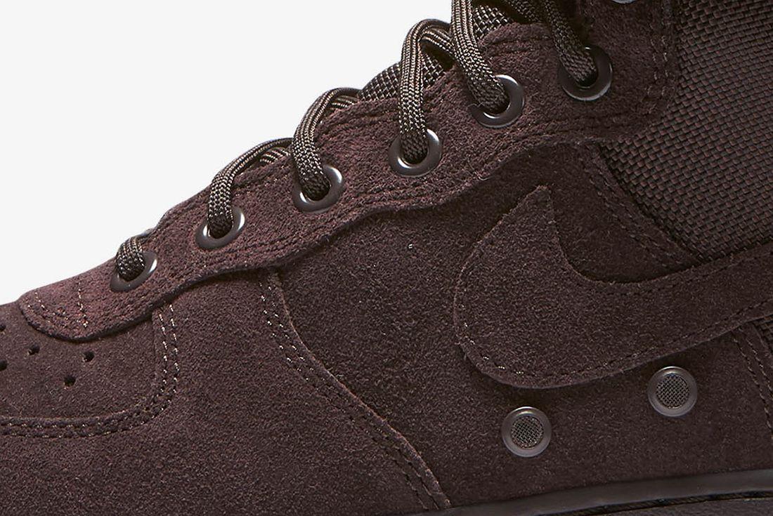 Nike Sf Air Force 1 Velvet Brown4