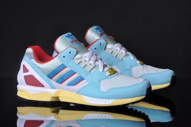 Adidas Zx 9000 Og Turquoise