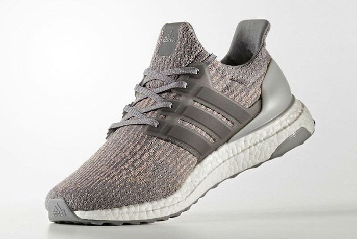 Adidas Ultraboost Grey Pink 6