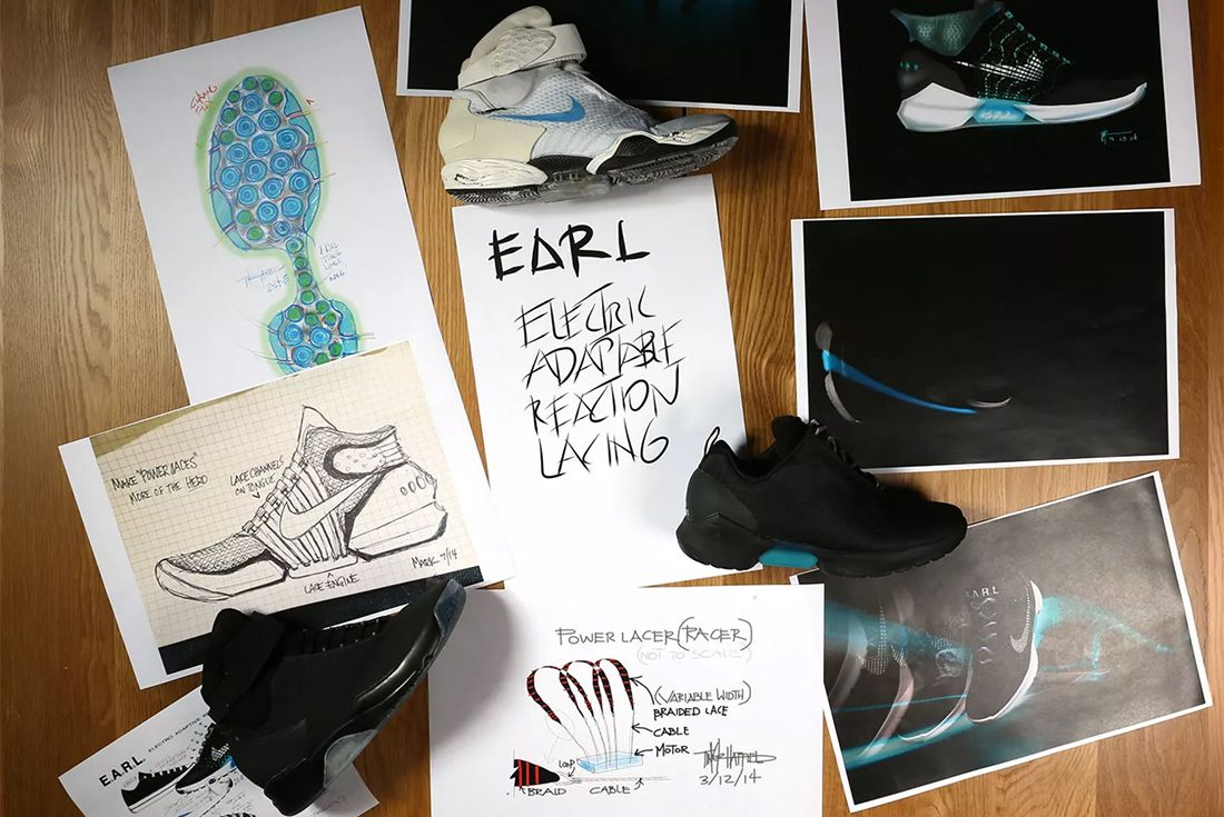 The Making Of The Nike Hyper Adapt 1 0
