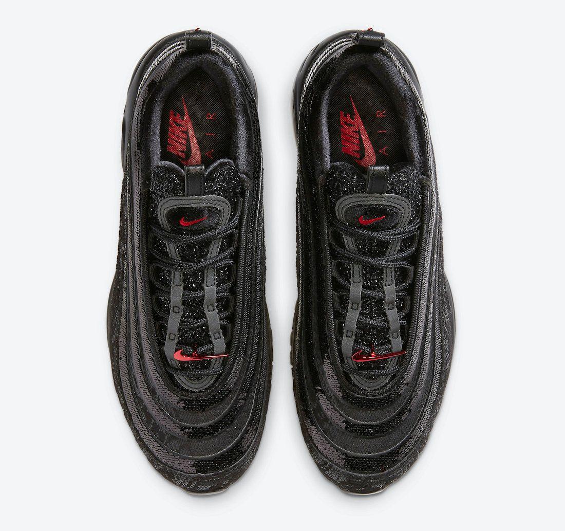 Nike Air Max 97 Black Sequin