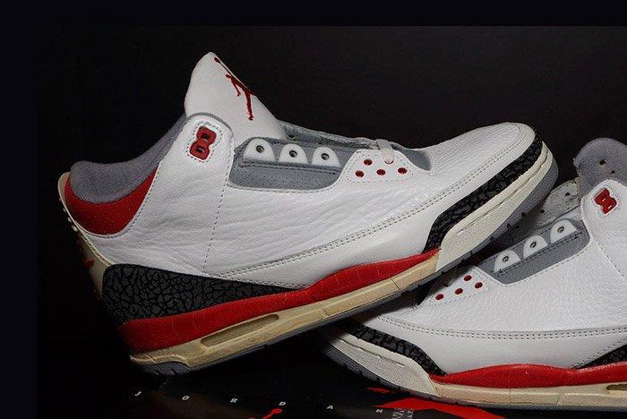 Nike Air Jordan 3 0 G