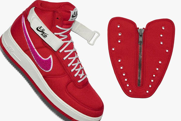 Emotionally Unavailable Nike Air Force Lace