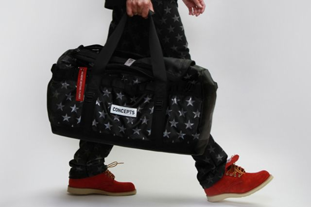 Concepts The North Face Basecamp Duffle 5