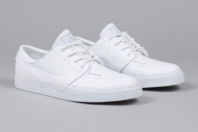 Nike Sb Stefan Janoski White 1