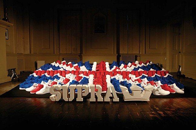 Supra Skytop London Launch 1 1