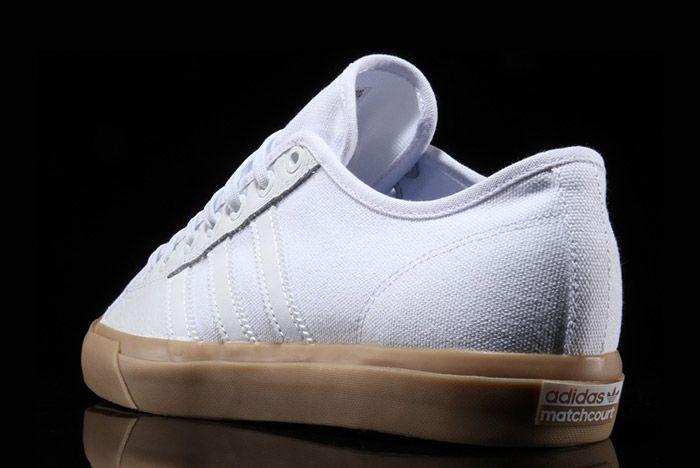 Adidas Matchcourt Rx White Gum 2