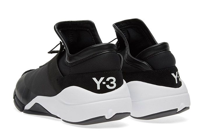 Adidas Y 3 Future Low Black 4