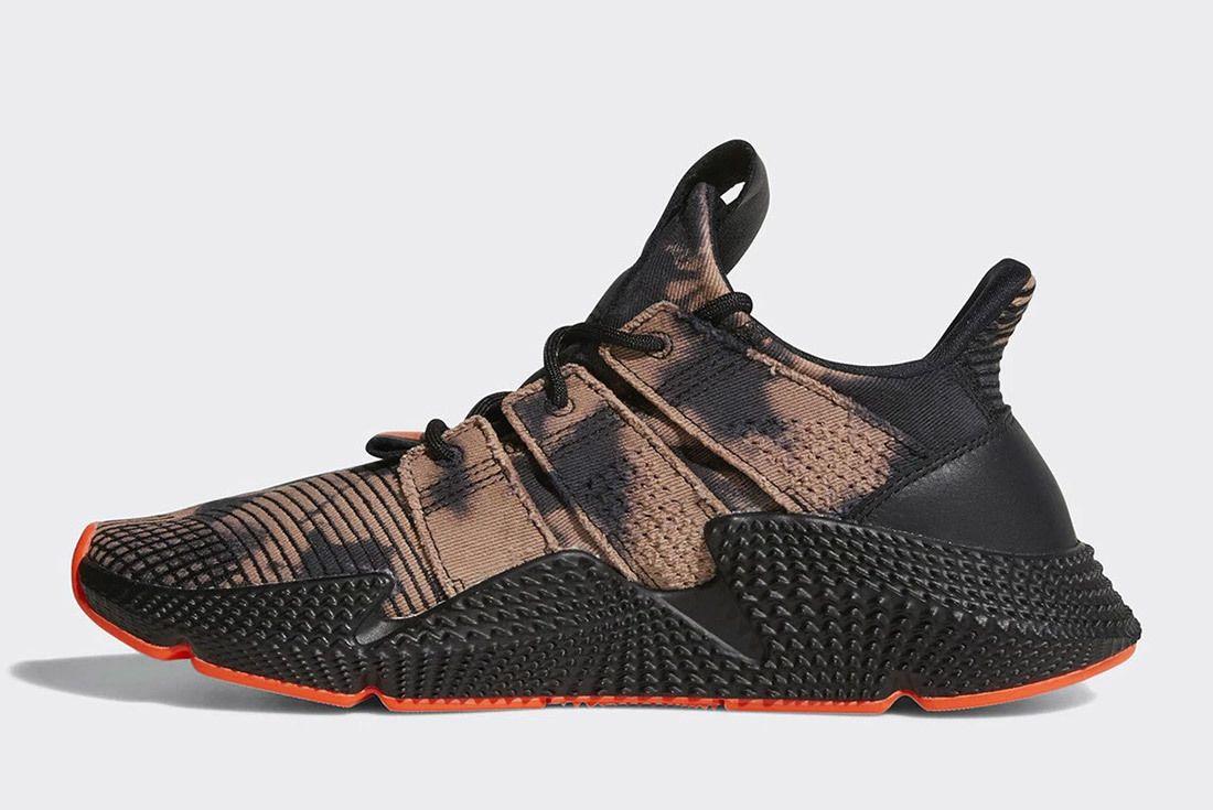 Adidas Prophere Black Denim 3