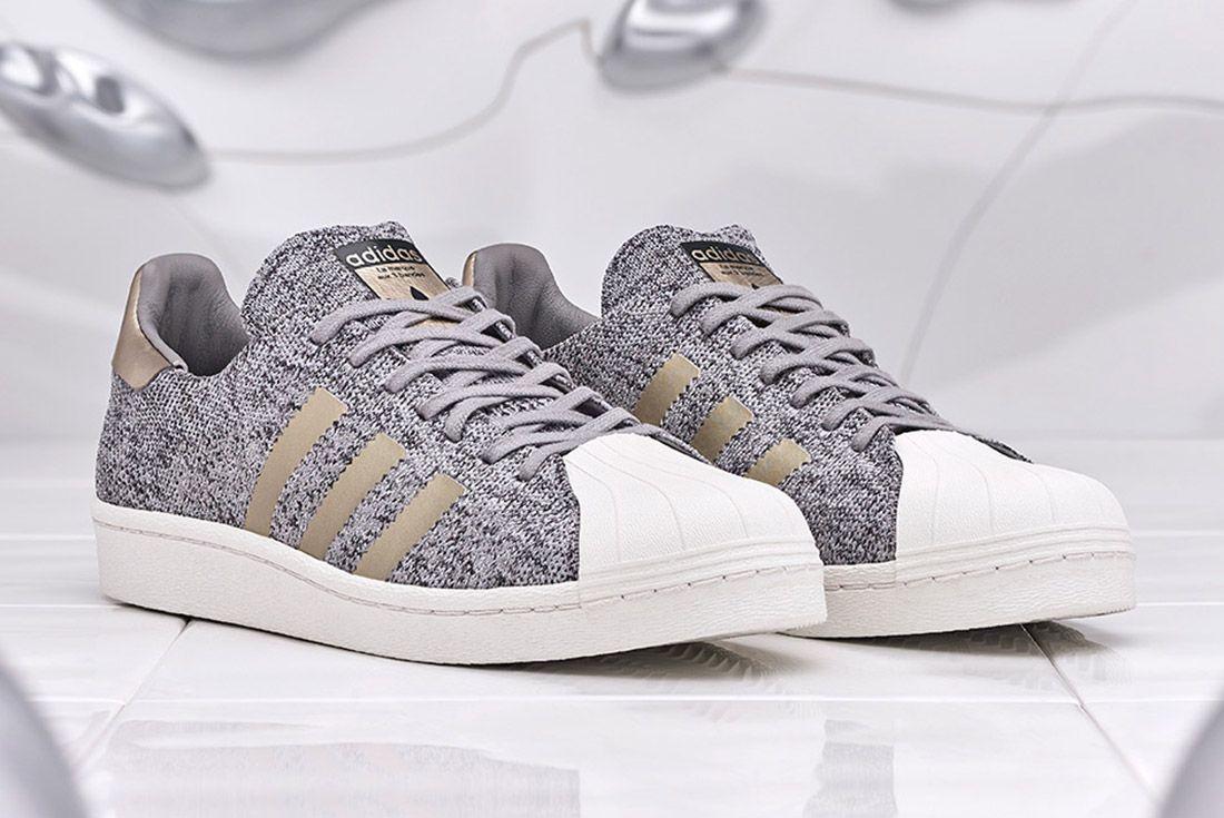Adidas Superstar Noble Metals Pack Platinum 4