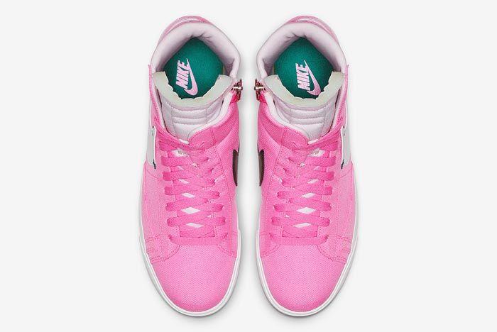 Nike Blazer Rebel Mid Psychic Pink Top