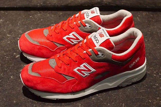 New Balance 1600 Red 1