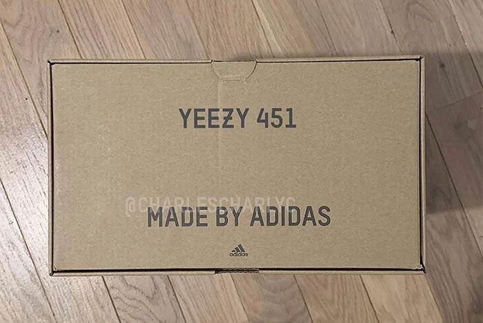 Adidas Yeezy 451 Shoebox 1