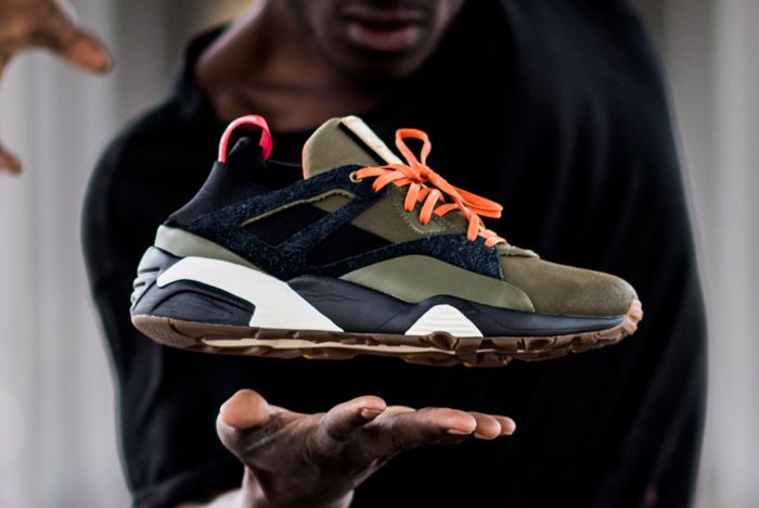 Paris Patriot Pack Sneakerness X Puma Colab Interview A