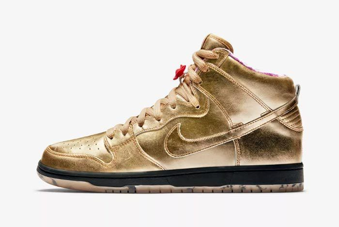Humidity X Nike Sb Dunk High 6
