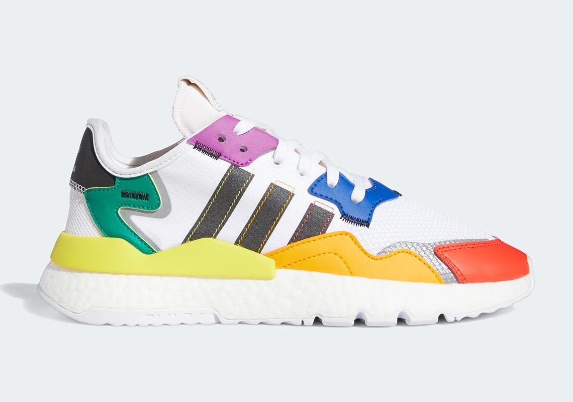 adidas Nite Jogger Pride Right